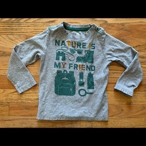 Tea Collection - Nature is my friend L/S Shirt
